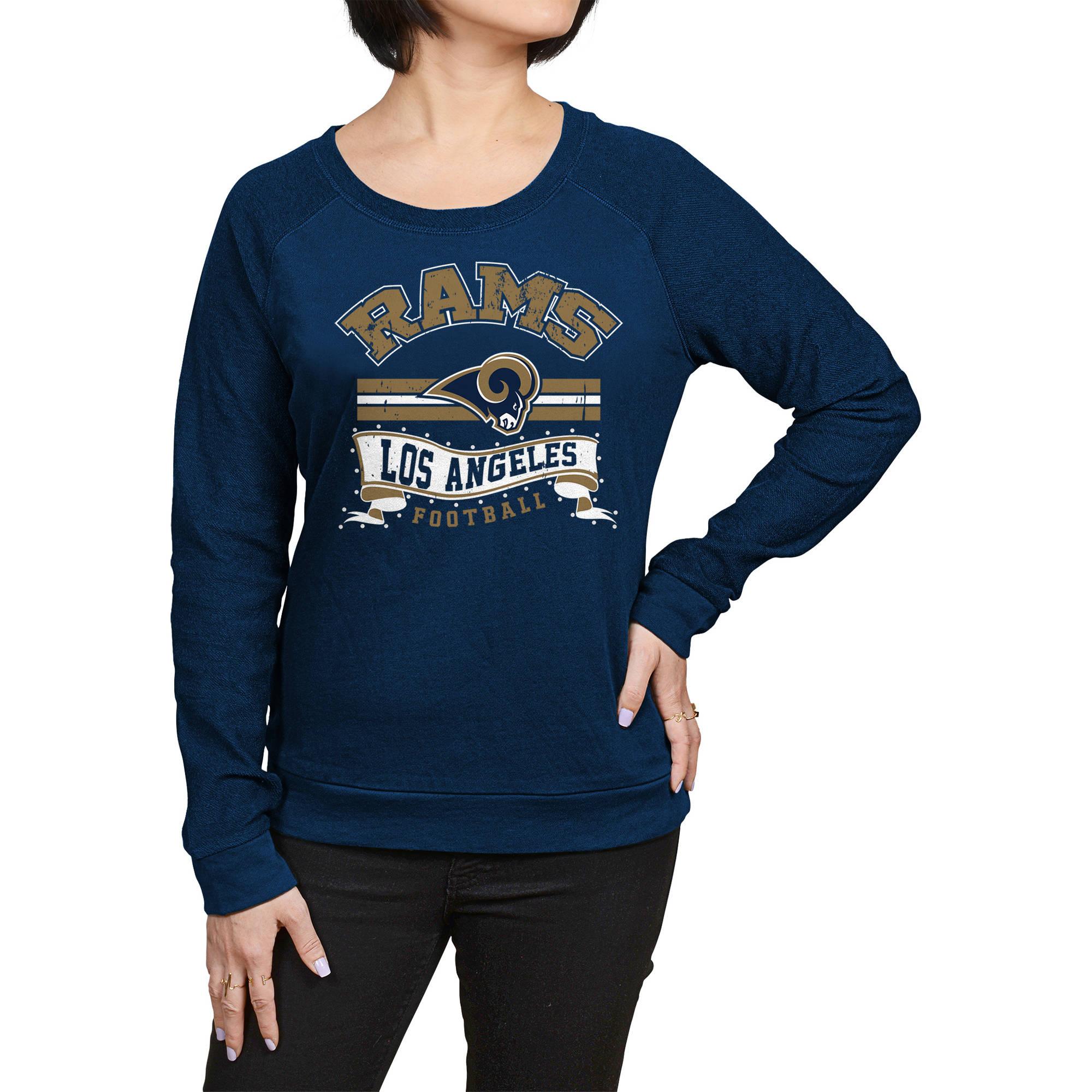 NFL Los Angeles Rams Juniors Fleece Top