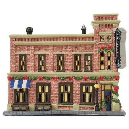 The Pioneer Woman Christmas Village Decoration, Mercantile Shop ()