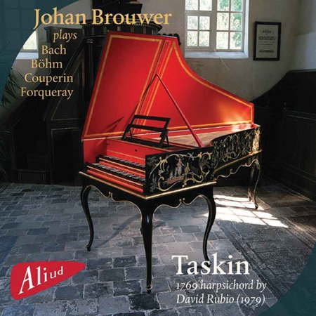French Harpsichord Music (Plays the Taskin Harpsichord 1769 (CD) )