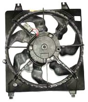 engine cooling fan tyc 601000