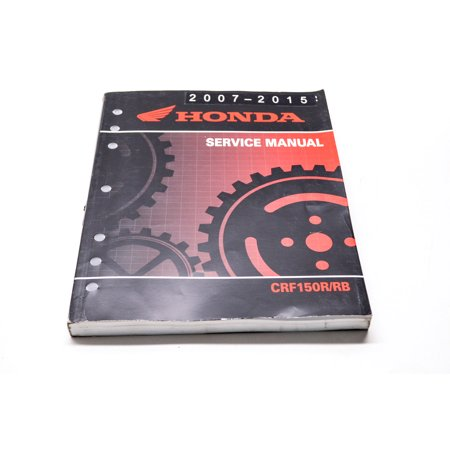 crf150r service manual