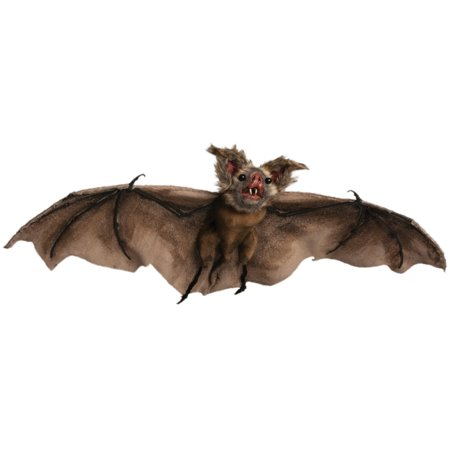 Batcave Flying Vampire Dracula Brown Bats Party Decoration Dcor (Flying Bats)