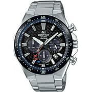 Best Casio Edifice Watches - Men's Casio Edifice Solar Power Chronograph Watch EQS800CDB-1AV Review