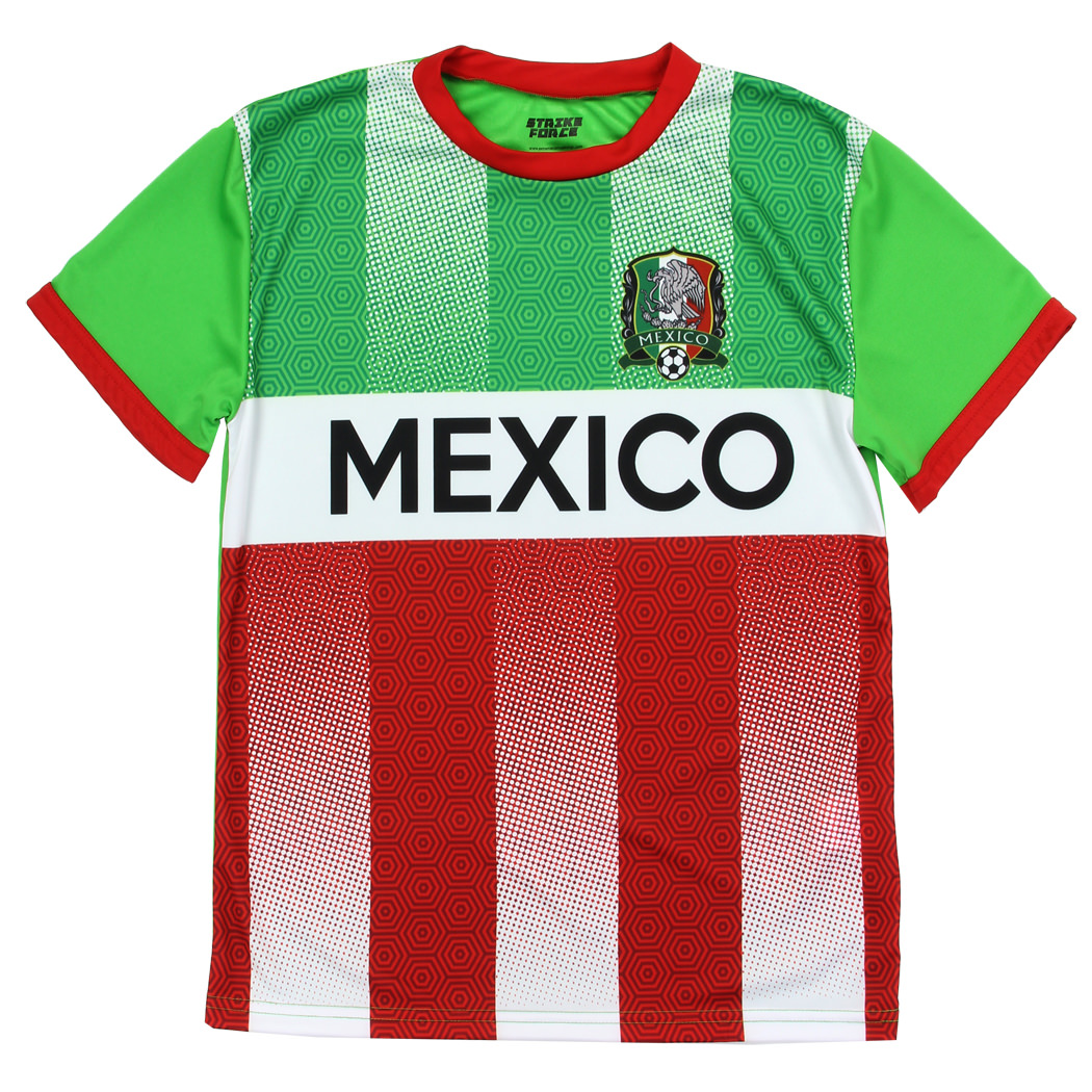 YOUTH WORLD CUP SOCCER JERSEY - MEXICO
