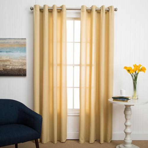 Ricardo Glasgow Grommet Curtain Panel