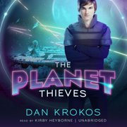 The Planet Thieves - Audiobook