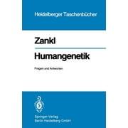 Heidelberger Taschenba1/4cher: Humangenetik: Fragen Und Antworten (Paperback)