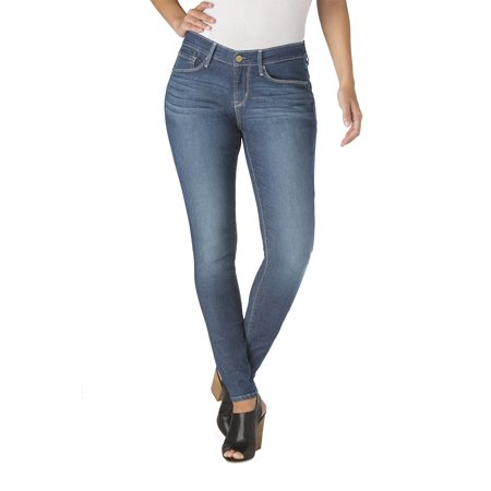 Signature By Levi Strauss   Co  Womens Curvy Skinny Jeans