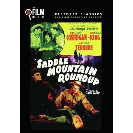 Saddle Mountain Roundup (DVD)