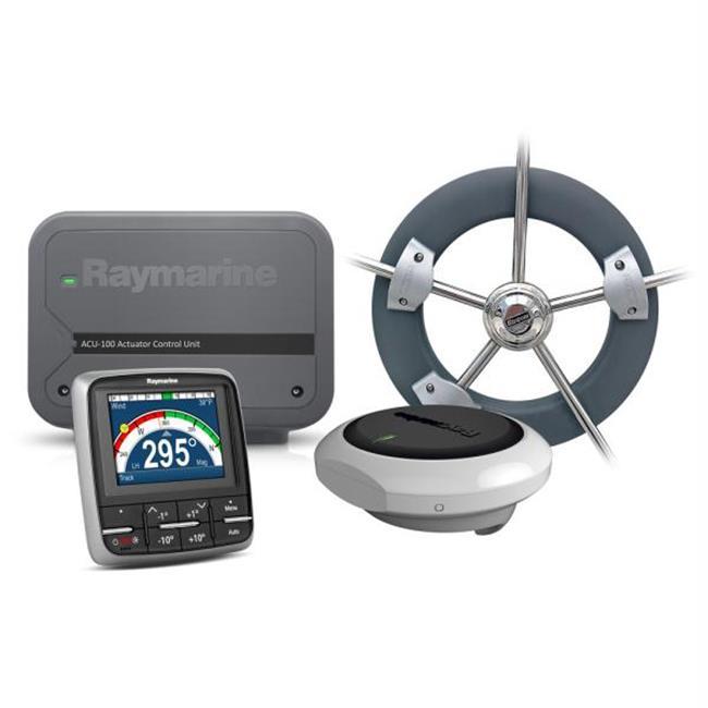Raymarine T70152 Raymarine EV-100 Wheel Evolution Autopilot