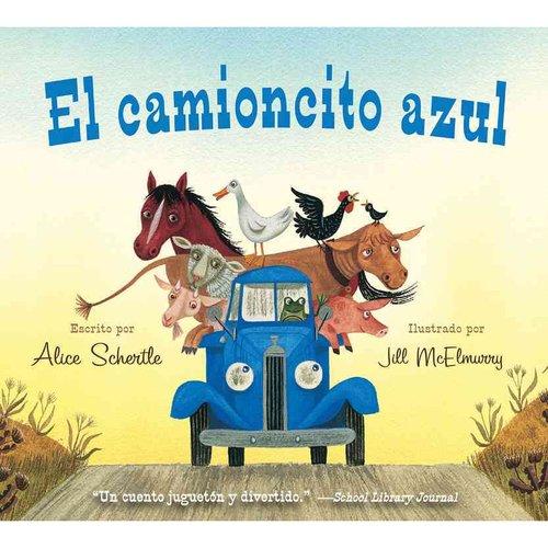 El camioncito azul / The Little Blue Truck