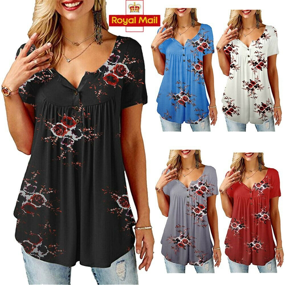 women's summer tops and blouses