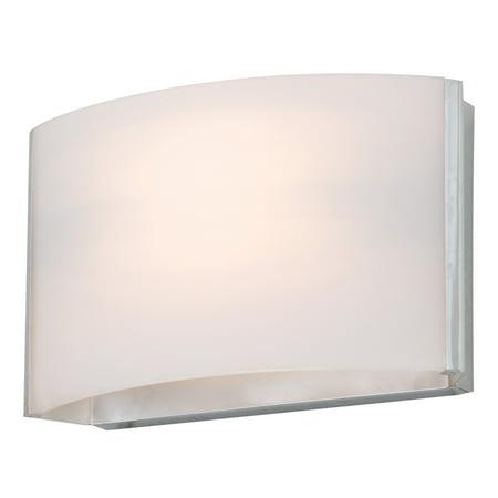 DVI Lighting DVP1701 Vanguard 1-Light Halogen Bathroom Sconce 1 Light Halogen Wall Sconce