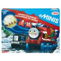 Thomas & Friends MINIS 2017 Holiday-Themed Advent Calendar