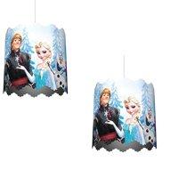 Philips Disney Frozen Children Kids Ceiling Suspension Light Lampshade 2-Pack