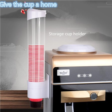 Outtop Water Dispenser Accessory Primo Side Mount Cooler Cup Hot/Cold Holder Hot (Hot Cup Water Dispenser Best Price)