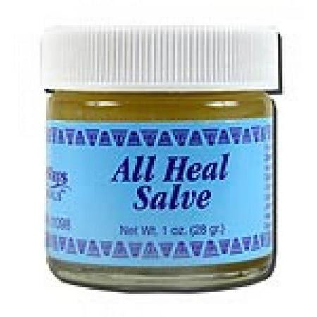 Wiseways - All Heal Herbal Salve, 2 oz