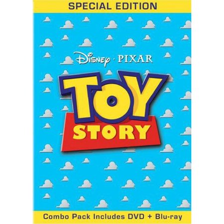 Toy Story (Special Edition) (Blu-ray + DVD) (Widescreen)