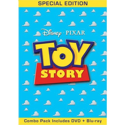 Toy Story (Special Edition) (Blu-ray   DVD) (Widescreen)