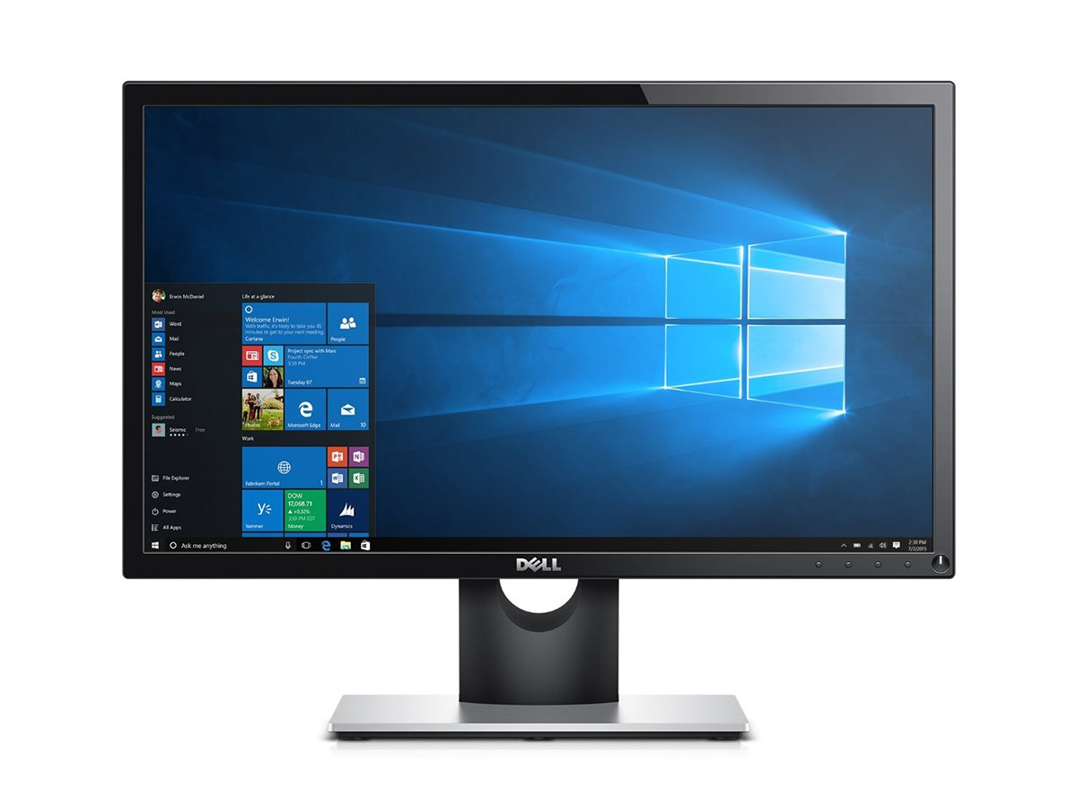 DELL E2216HVM 21.5 Full HD Widescreen LED/LCD Monitor with Tilt Capability