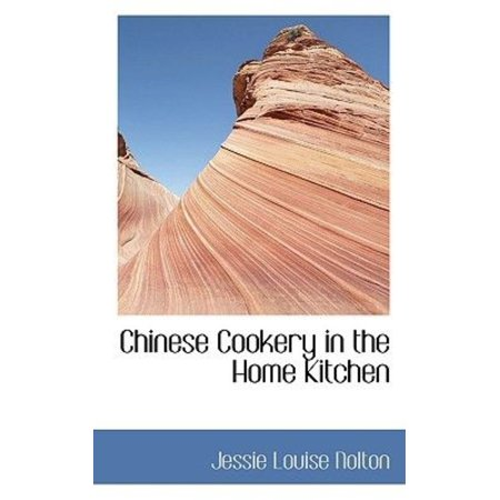 Chinese Cookery in the Home Kitchen - image 1 of 1