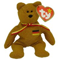 Product Image TY McDonald s Teenie Beanie - GERMANIA the Bear (2000) (5 inch ) 2684524f1b29