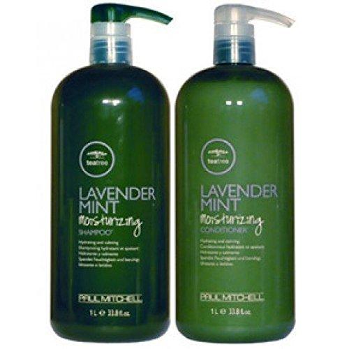 Paul Mitchel Lavender Mint Tea Tree Liter Duo! SAVE 20% !