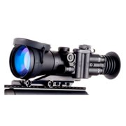 Bering Optics D-740U 4x62 Gen 3+ Premium Night Vision Sight, Black
