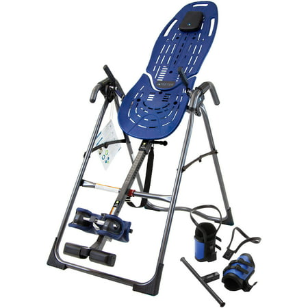 Teeter Ep 560 Sport Edition Inversion Table With Back Pain Relief Dvd
