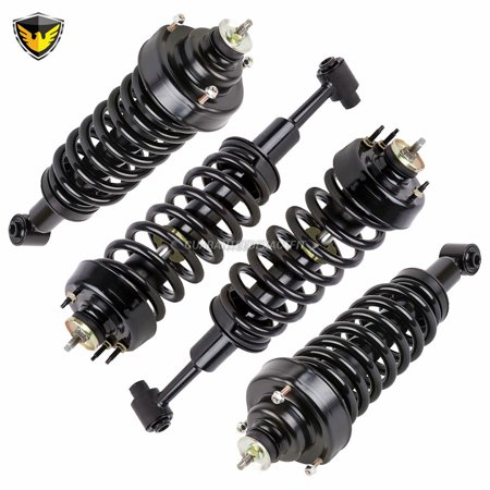 Front Rear Strut Spring Assembly For Ford -