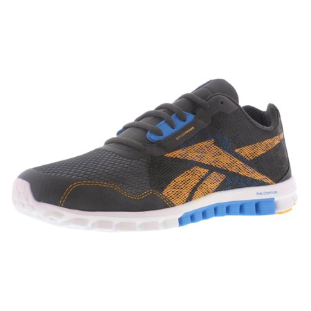 da2618643b8e70 Reebok - Reebok Realflex Run 2.0 Running Men s Shoes - Walmart.com