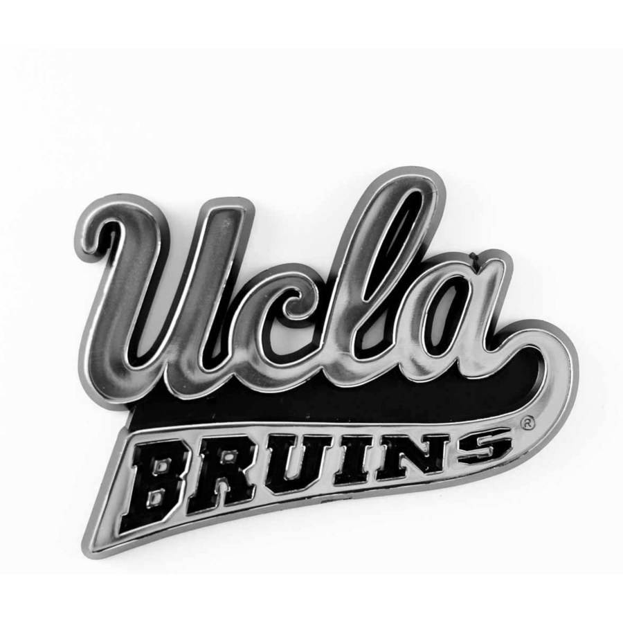 NCAA UCLA Chrome Emblem