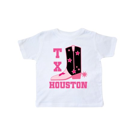 Houston Texas cowgirl Toddler T-Shirt](Cowgirl Items)