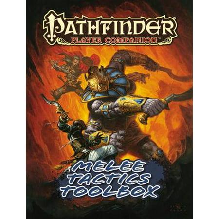 Companion Tool - Pathfinder Player Companion: Melee Tactics Toolbox
