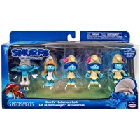 The Smurfs Smurfs Collectors pack Action Figure 5-Pack