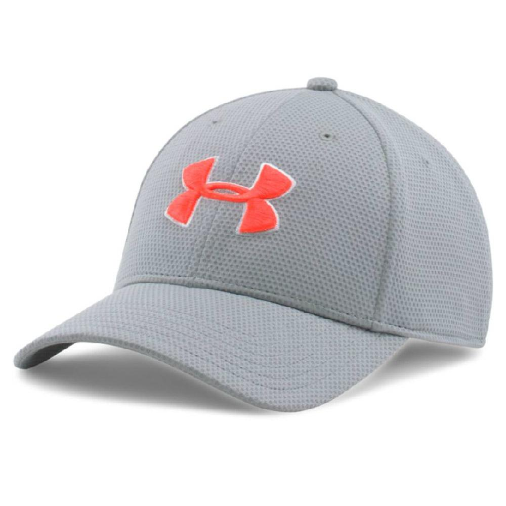 8c5a47730b5 Under Armour - Under Armour Men s UA Blitzing II Stretch Fit Baseball Cap  Hat 1254123 - Walmart.com