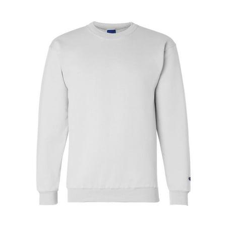 Champion Fleece Double Dry Eco Crewneck Sweatshirt S600