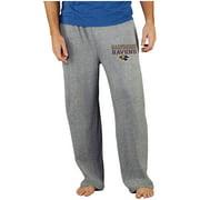 Baltimore Ravens Concepts Sport Mainstream Pants - Gray