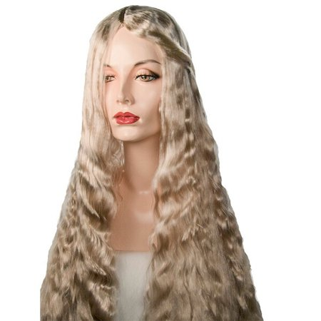 Queen Of Kingdoms Throne Girl Wig