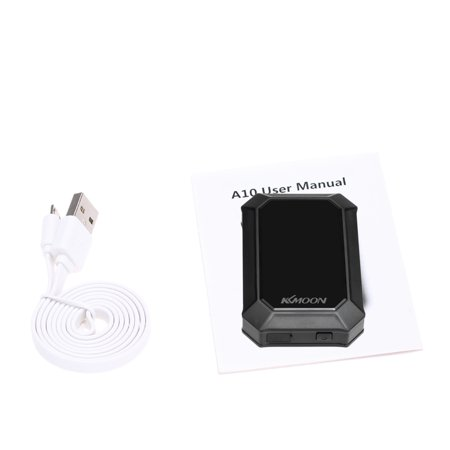 KKmoon GPS LBS Positioning Tracker Real Time Location SMS APP Tracking  Sound Alarm Monitoring for iOS Android