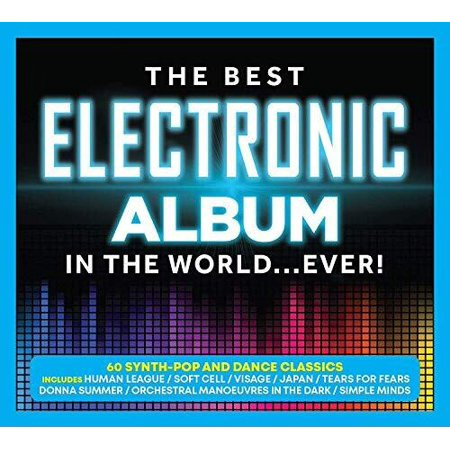 Best Electronic Album In The World...Ever / Various (Best Dj Scratching In The World)