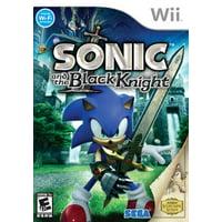 Sonic & the Black Knight, SEGA, Nintendo Wii, 010086650211