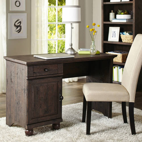 Wonderful Better Homes And Gardens Crossmill Desk, Multiple Finishes   Walmart.com Images