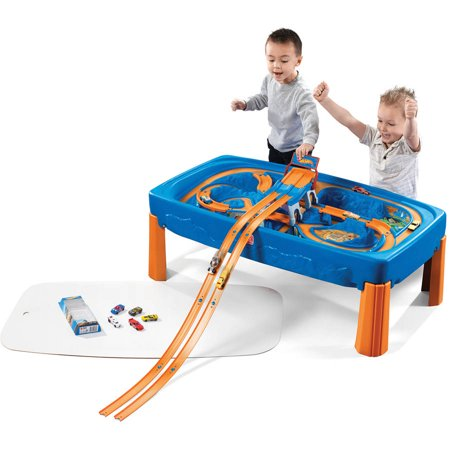 Step2 Hot Wheels Car And Track Table
