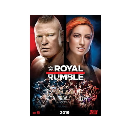 WWE: Royal Rumble 2019 (DVD) (Wwe Best Royal Rumble)