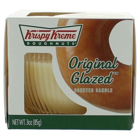 Krispy Kreme ckrkrog275 2.75 oz Scented Candle Jar for Original