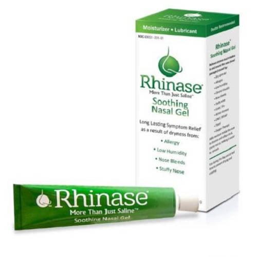 Rhinase Soothing Nasal Gel, 1 oz