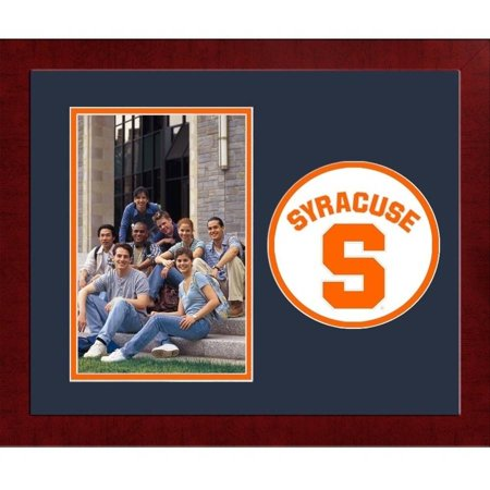 Syracuse Orange Photo - Syracuse Orange Spirit Photo Frame (Vertical)