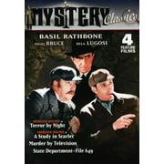 Mystery Classics Volume 4 (DVD)