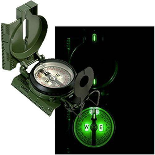Rothco Gi Special Lensatic Tritium Olive Drab 3HJP Compass